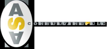 ASA Consulting, LLC Logo